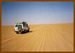 Driving in Sudan
